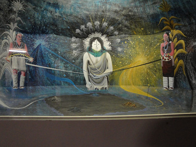 Navajo artwork