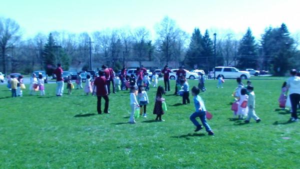 Easter Sunday Praise Kids