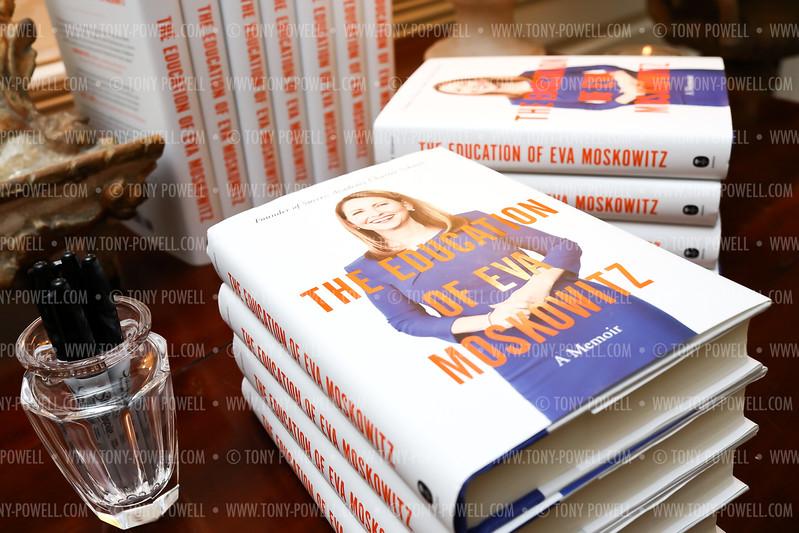 Katherine Bradley Eva Moskowitz Book Party