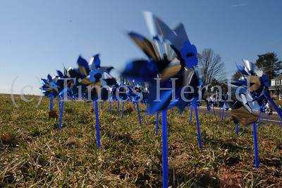 Pinwheel Garden honors Child Abuse Awareness Month