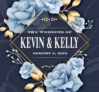 Kelly & Kevin's Wedding!