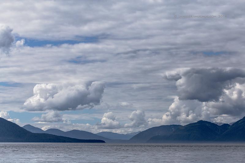 Icy Straight - Near Glacier Bay National Park.