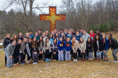 Junior Retreat Staff Retreat at Founders Hollow – January 2019