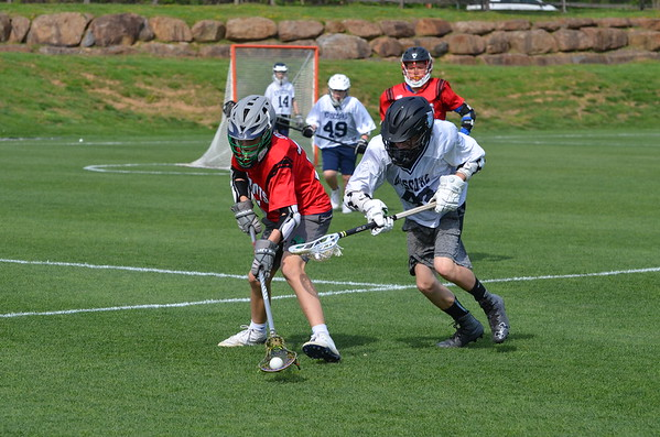 Middle School Boys Lacrosse: GA vs EA