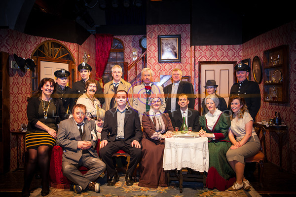 Arsenic & Old Lace 2014