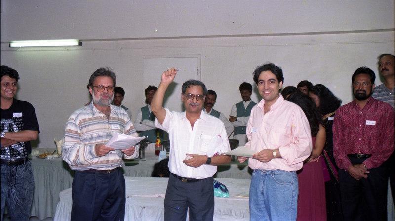 1995 - Live Wire BBS Meet @ WIAA Club