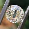 2.54ct Old Mine Cut Diamond, GIA U/V VS1 1
