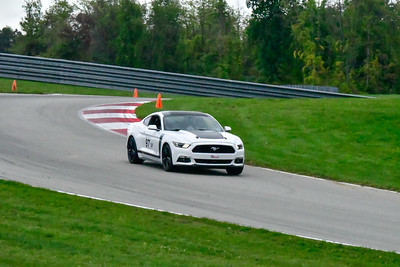 2020 SCCA TNiA Sept 30 Pitt Race Int White Mustang 97
