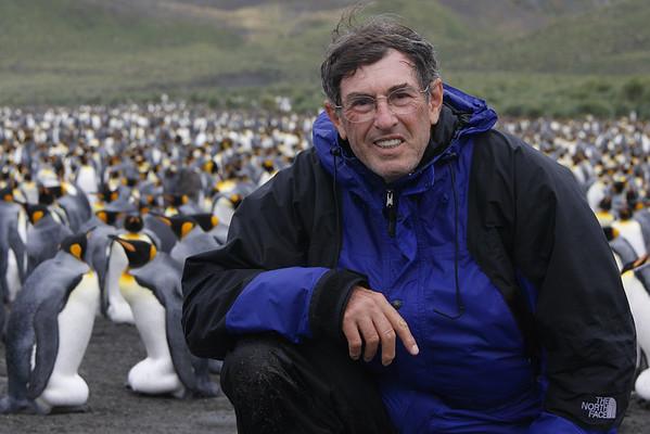 OCC Talk-2002 Antarctica, South Georgia Island and the Falklands