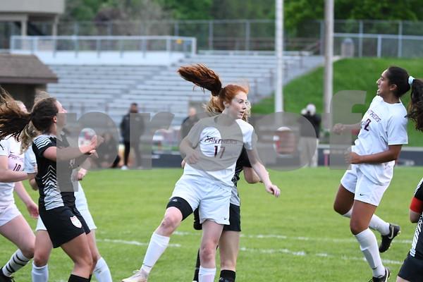 Western vs Marshall Girls Soccer 5-20-19