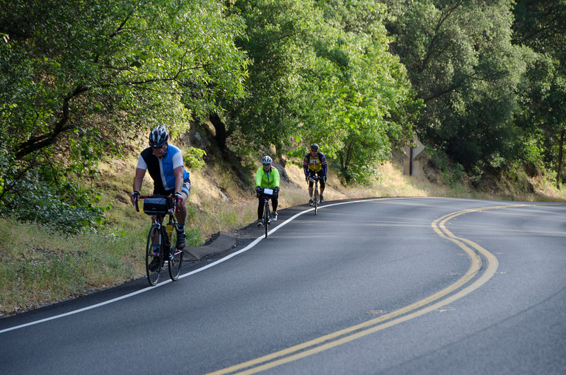 CA 128: Climbing Tandem Hill