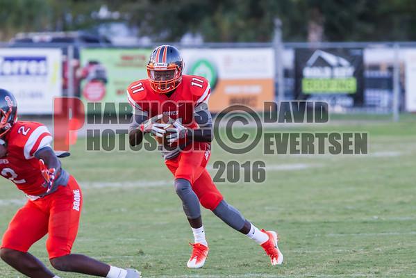 Boone Varsity Football #11 - 2016