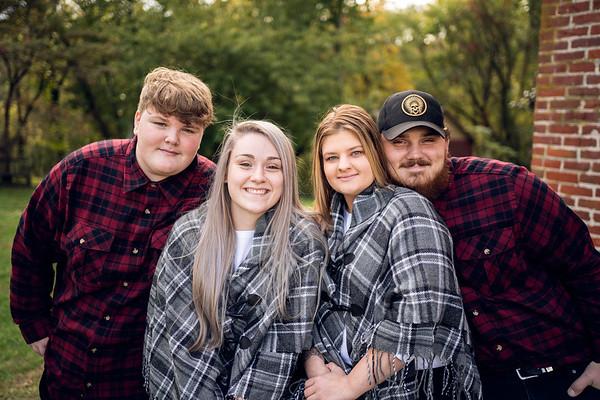 The Cry Family - Fall Mini 2020