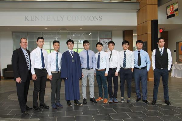 International Students Reception
