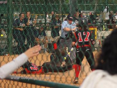 2016 CHS Softball State Play