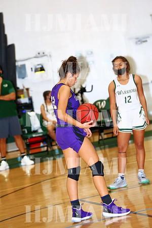 V Girls Basketball