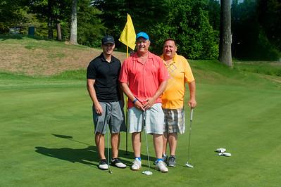 Greater Charlotte Hospitality and Tourism Alliance (HTA) Summer Golf Tournament @ Highland Creek Golf Club 6-2-16 by Jon Strayhorn