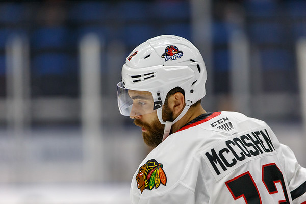 2019-10-30 - IceHogs vs. Rampage