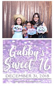 Gabby's Sweet Sixteen