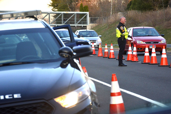 Bristol Police Checkpoint 5