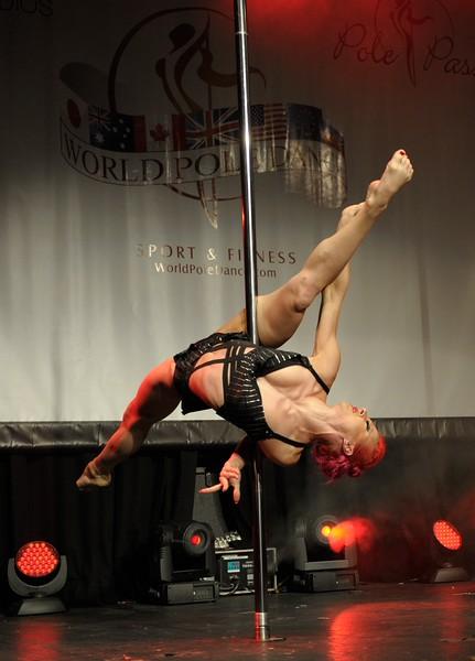 Polina Volchek (3rd place), Bendy Kate