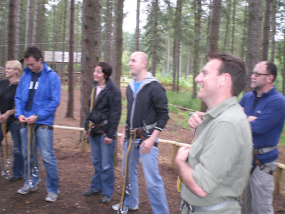 Fitness First Go Ape