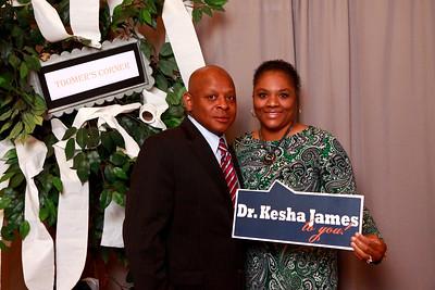 Dr. K James Graduation Party