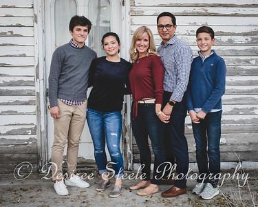Valdez Family 2019