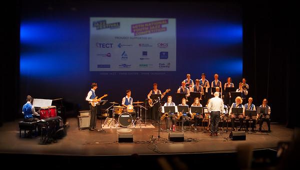 Trident Jazz Band 2016