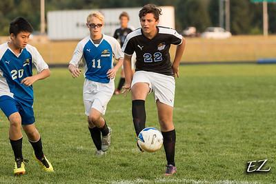 RCS Boys Soccer JV 2018