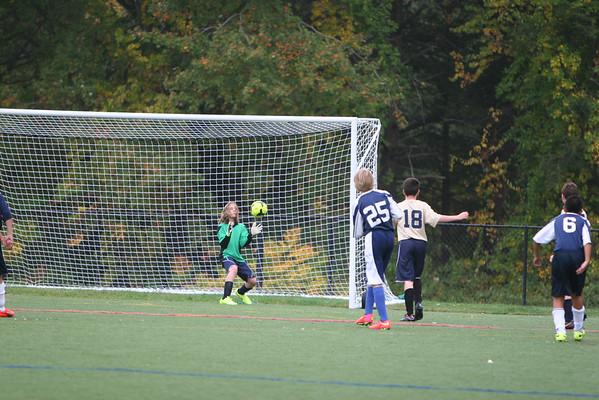Grade 7/8 Boys Soccer