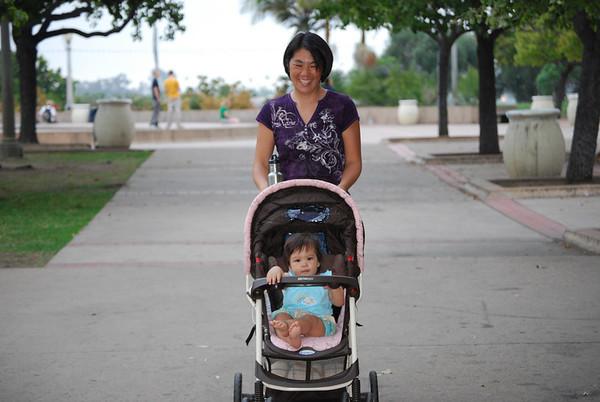 Balboa Park August 2009