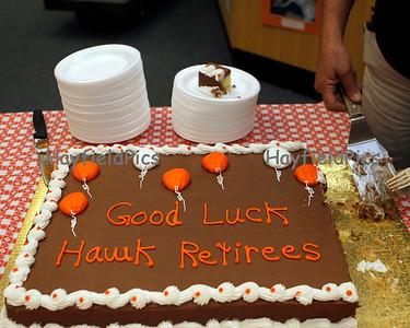 Teacher Retirement Ceremony 6/20/11