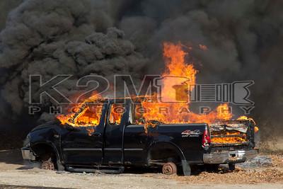 IPFD Car Fire Drill [11-23-14]