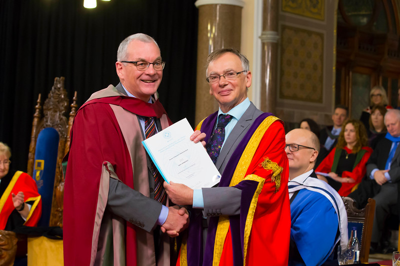 02/11/2017. Waterford Institute of Technology Conferring. Picture: Patrick Browne.