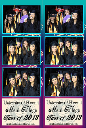 University of Hawaii Maui College Commencement 2013