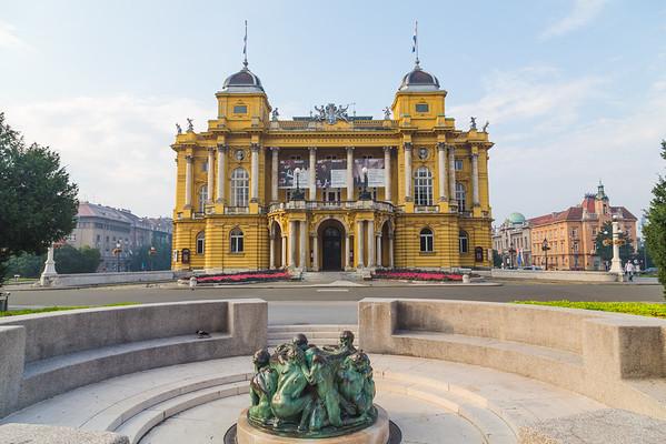 Zagreb and Plitvice LAkes