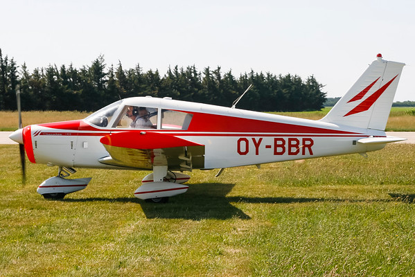 OY-BBR - Piper PA-28-140 Cherokee