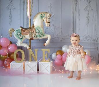 Kennedy's 1st Birthday