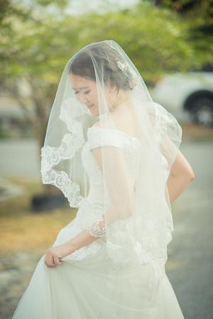 TeeLim & June Wedding day