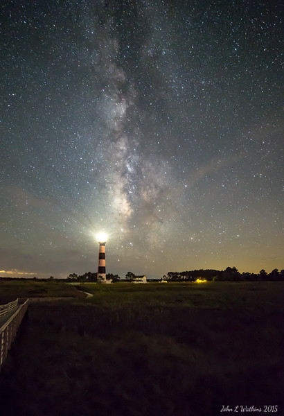 Outer Banks at Night