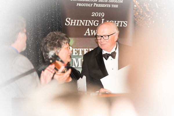 2019 Shining Lights Honoring Peter & Jo Michalski