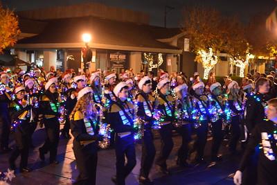 2017-2018 MVHS Music & Color Guard Programs