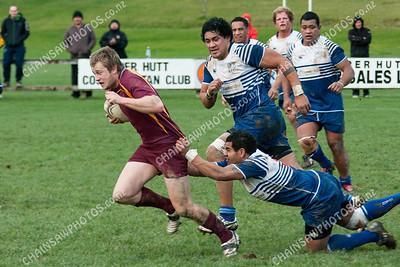 2010 07 24 Norths v Upper Hutt