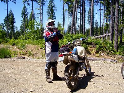 Swauk Camp and Ride