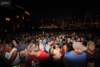 3 Doors Down at Ballpark Village 7-30-2016