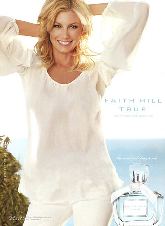 FAITH HILL Parfums