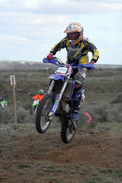 2009 Desert 100 Kids Race #1 - Blue Bikes