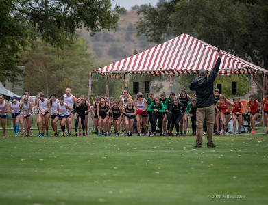 SUU Color Country XC Invitational 2018