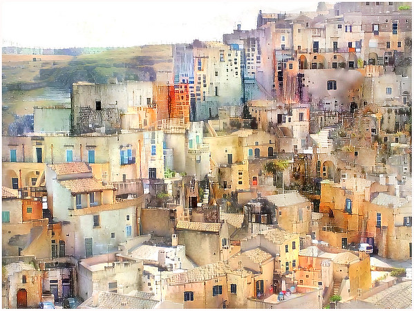 Basilicata - Matera ed altre città